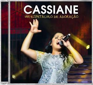 Cassiane - Um Espet�culo de Adora��o - Audio DVD 2013