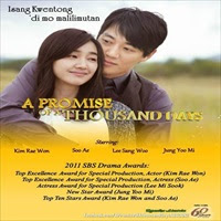 A Promise Of A Thousand Days June 12, 2013 (06.12.2013) Episode Replay