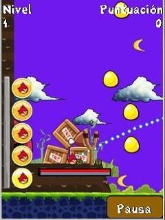 Juego Angry Birds gratis para el Huawei G7210