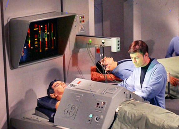 Star Trek Biobed