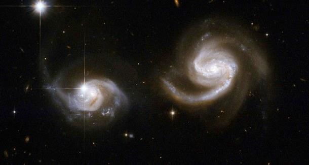 A taxa de crescimento do Universo está a acelerar