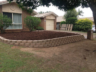Timber Retaining Walls Brisbane