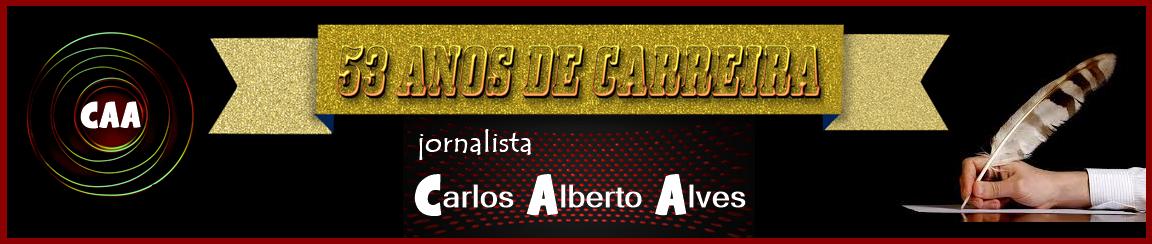 Jornalista Carlos Alberto Alves