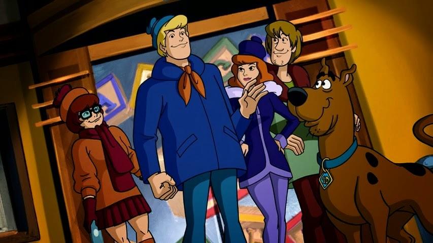 Scooby-Doo Jogos Assombrados