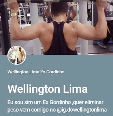 WELLINGTON LIMA NO YOUTUBE
