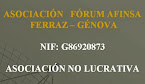 Asociacion  Forum y Afinsa Ferraz-Genova