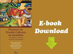 E-book Pesquisas em Estudos Culturais na Amazônia