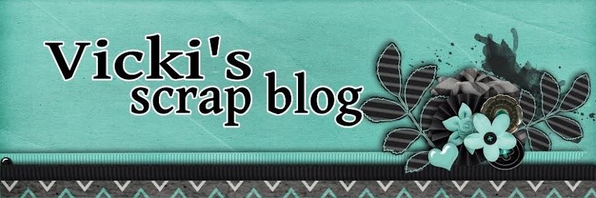 Vicki's Scrap blog