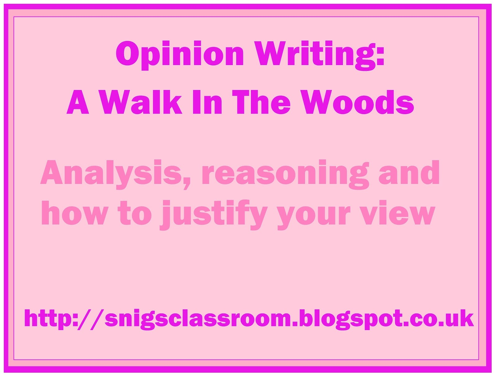 a walk in the woods essay questions A walk in the woods essay outline a walk in the woods questions 1 bill bryson and stephen katz went out to hike on the appalachian trail 2.