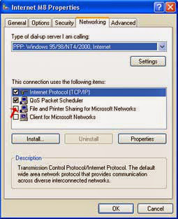 Setting Windows 7, Vista and XP in One Network