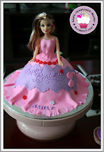 Fondant Doll Cake