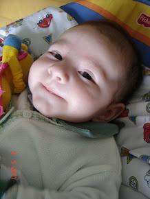 Leo - 3 meses