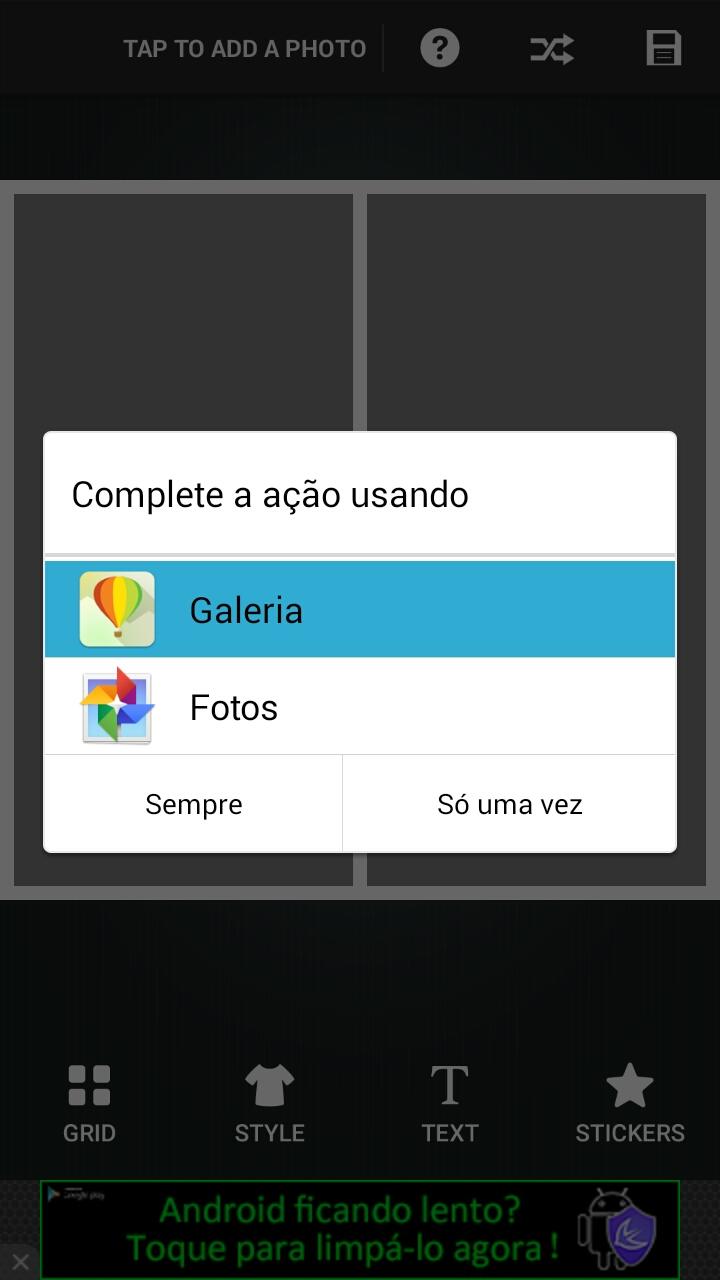 Como Usar o Aplicativo Editor de Fotos PhotoCollagem