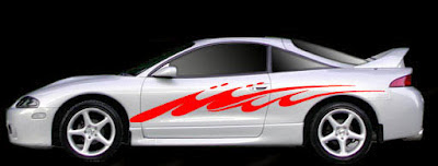 modifikasi,elegan mobil sedan indonesia stiker mobil sedan stiker untuk mobil sedan sport