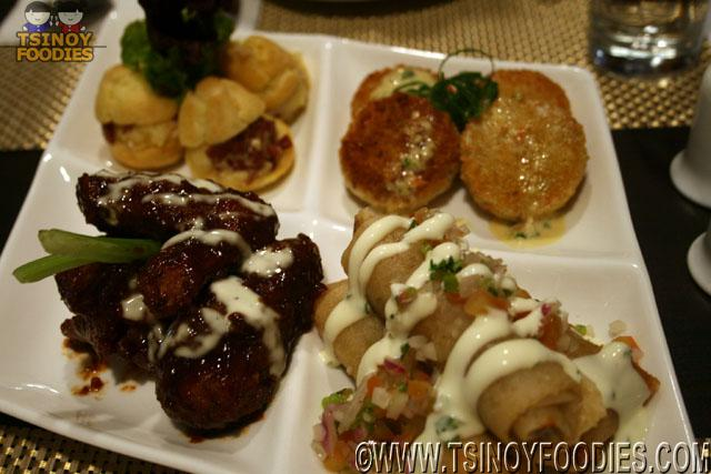 naci appetizer sampler