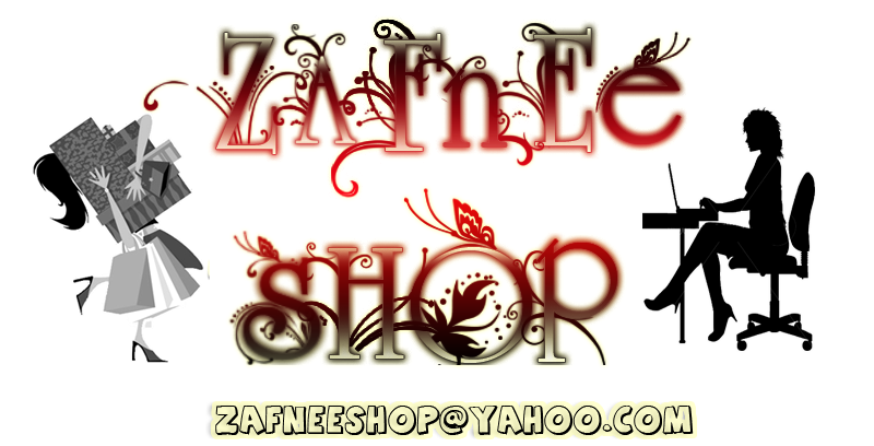 welcome to zafnee's shop !