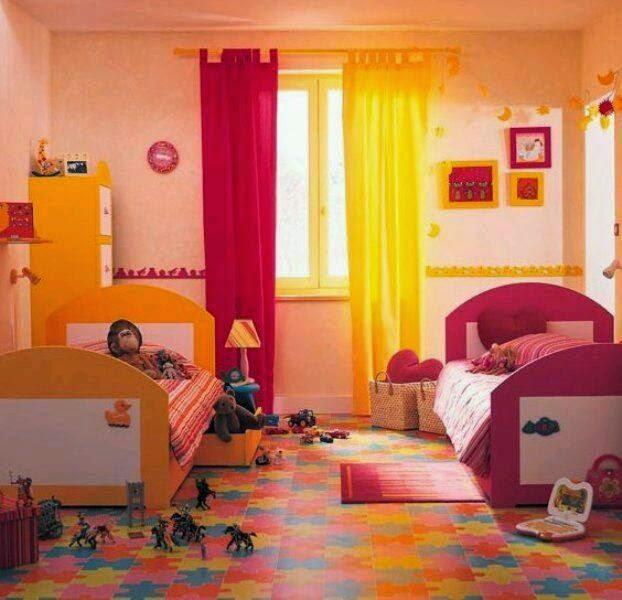 quarto para casal de filhos