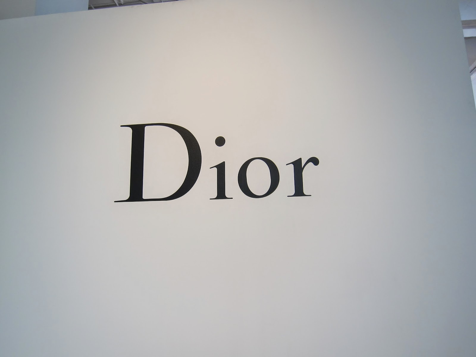 Event Post: Dior Fall/Winter 2014 Regional Press Day