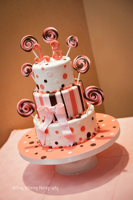 Minneapolis Bat Mitzvah Desserts