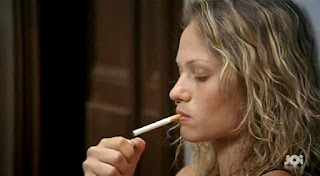 chiara mastalli smoking