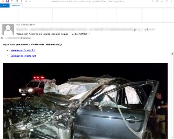 Christiano Araujo malware