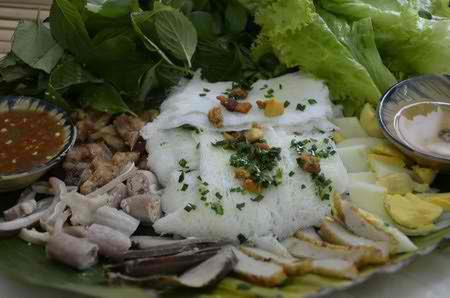 Thưởng thức hương vị quê tại Bánh Hỏi Nia, ẩm thực, địa điểm ăn uống, địa chỉ ăn uống, sài gòn ẩm thực, diemanuong365.blogspot.com