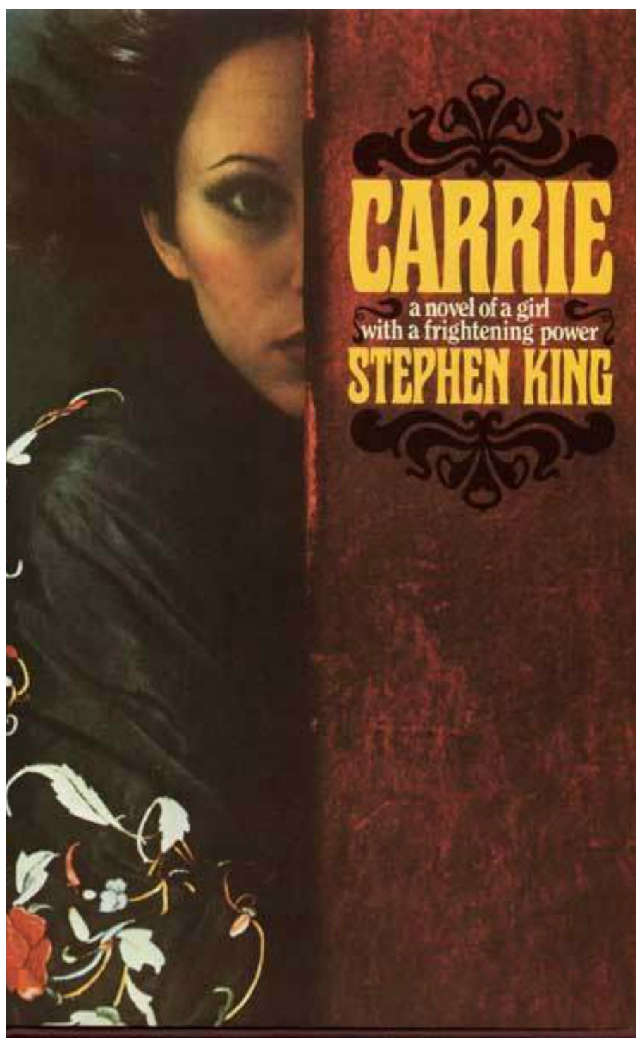 carrie by stephen king essay example Carrie uses things such as witchcraft and stephen king: the horror essay example - there was a period in america's history known stephen edwin king.