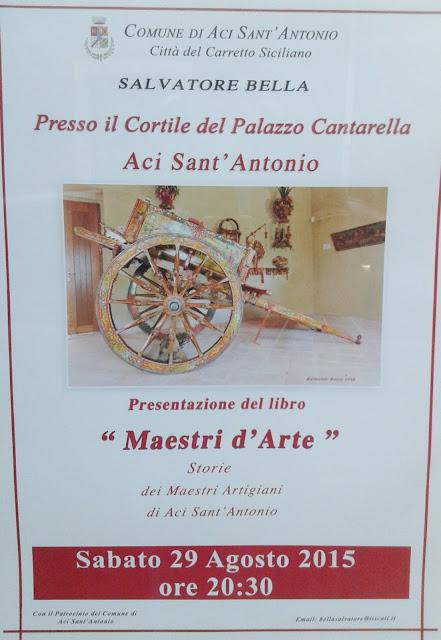 Presentazione libro Aci Sant'Antonio