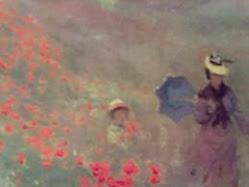 Verão e Monet...