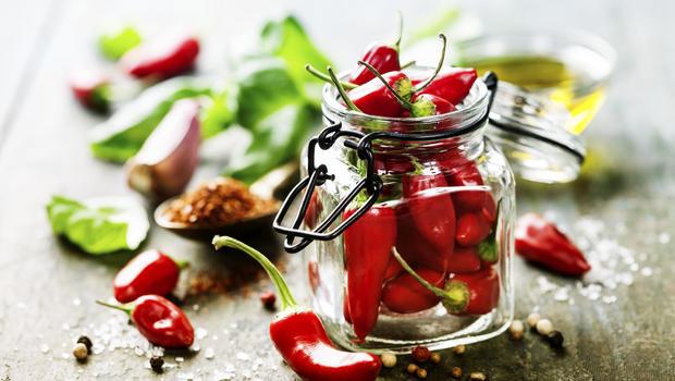 Comer picantes ajuda a viver mais tempo?
