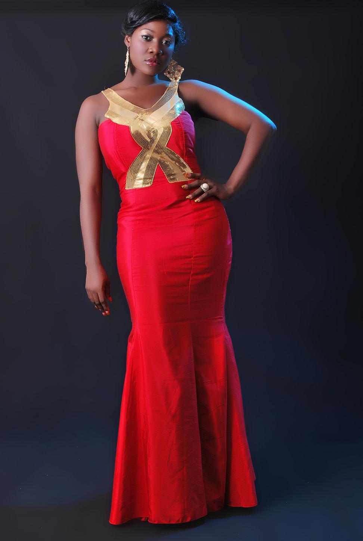 Mercy Johnson Dresses