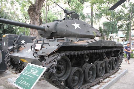 Tanque de la Guerra de Vietnam
