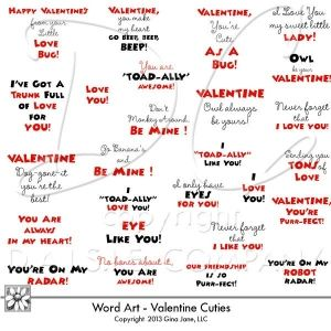 best sayings for happy valentines day cards - Valentines Day Sayings For Kids