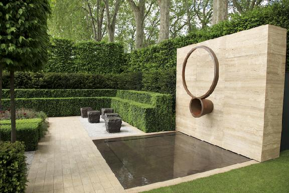 Ideias para o Jardim Fontes para Jardim