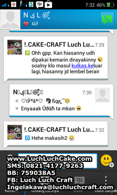 testimoni luch luch cake toko kue online