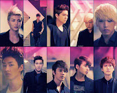 "Keep Support ""SUPER JUNIOR"""