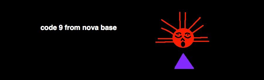 code 9 from nova base