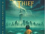 Novel - Rick Riordan – ''Percy Jackson and The Olympians - The Lightning Thief''