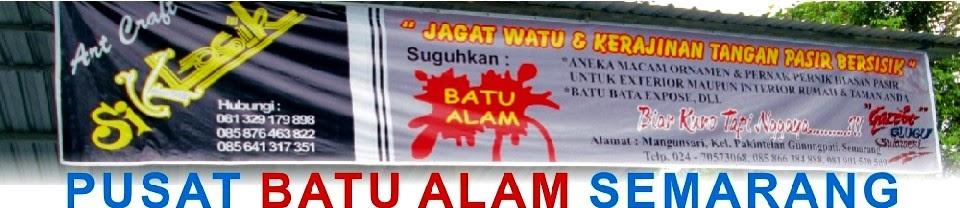 BATU ALAM SEMARANG