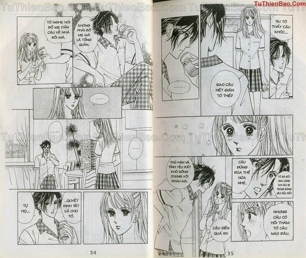 Nữ sinh chap 4 - Trang 18