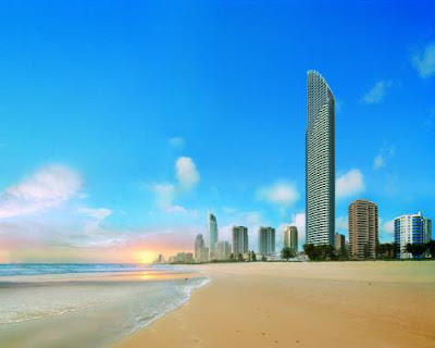 Sea Temple, Surfers Paradise