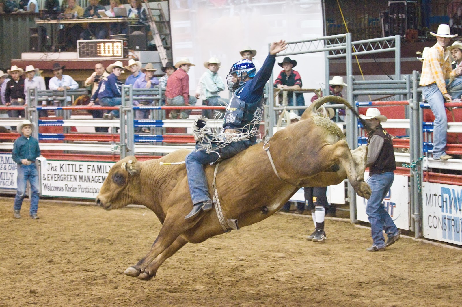 dating a bull rider Catch the excitement of the pbr finals it all comes down to this, bull riding fans: the pbr las vegas finals, in which the world's top-ranked bull riders square off in a contest to decide.