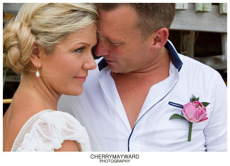 Beautiful bride and groom beach portraits, love, emotional, Koh Samui Wedding, Destination wedding