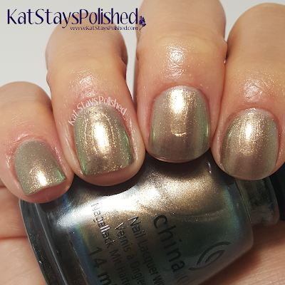 China Glaze - The Great Outdoors - Gone Glamping | Kat Stays Polished