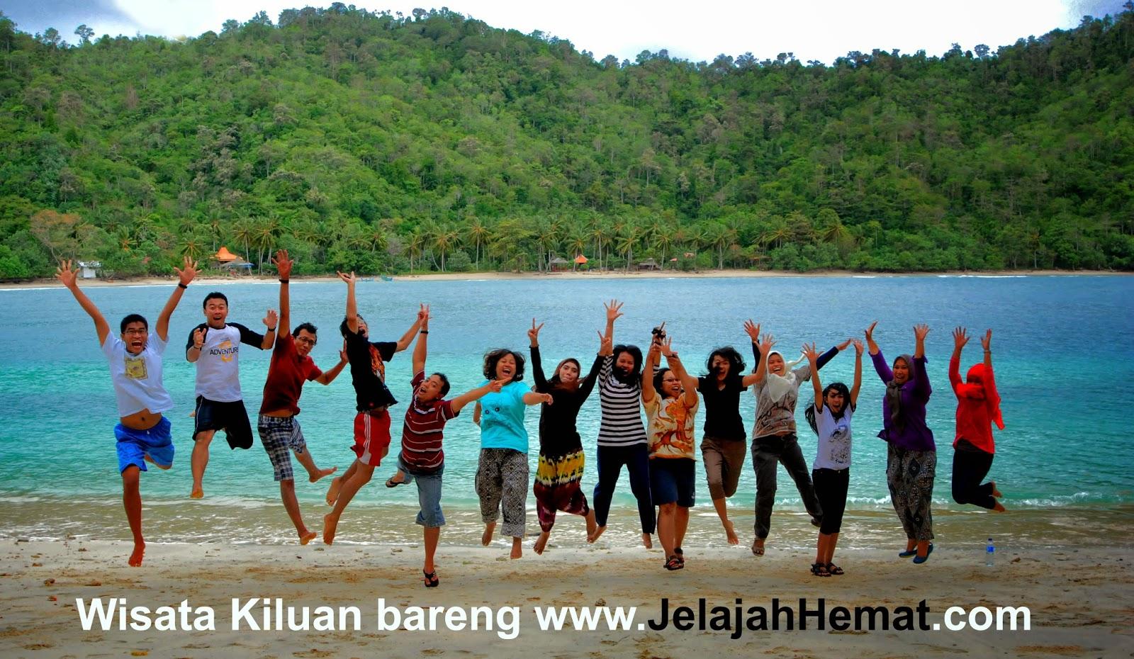 Paket Wisata & Liburan Teluk Kiluan Lampung Jelajah Hemat