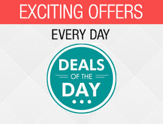 Snapdeal : Deal of the Day Offer Get School bag Rs.125 And Logitech speaker Rs.599 And more -BuyToEarn