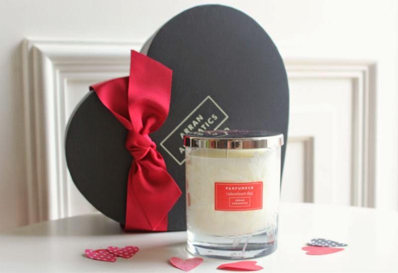 Arran Aromatics Stargazer Valentine Candle