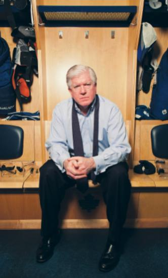 ... Brian Burke didn't know a single gay person. That was about to change.