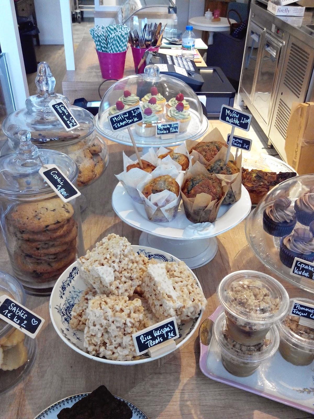 Sophie Bakery Cakeshop, nantes, bullelodie