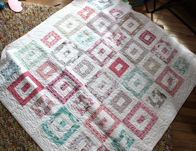 tanya whelan dolce quilt jelly filled thimble blossoms pattern